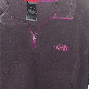 North face pullover women As is